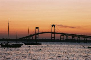NEWPORT BRIDGE-Newport, RI